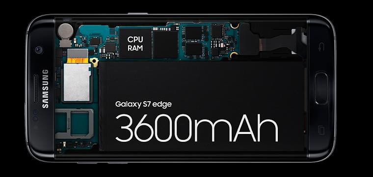Аккумулятор Samsung Galaxy S7 Edge