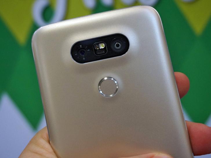 LG G5-основная камера