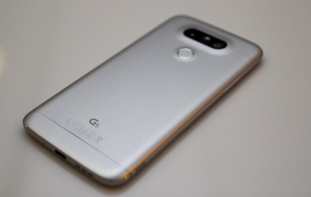 LG G5-задняя панель фото 2