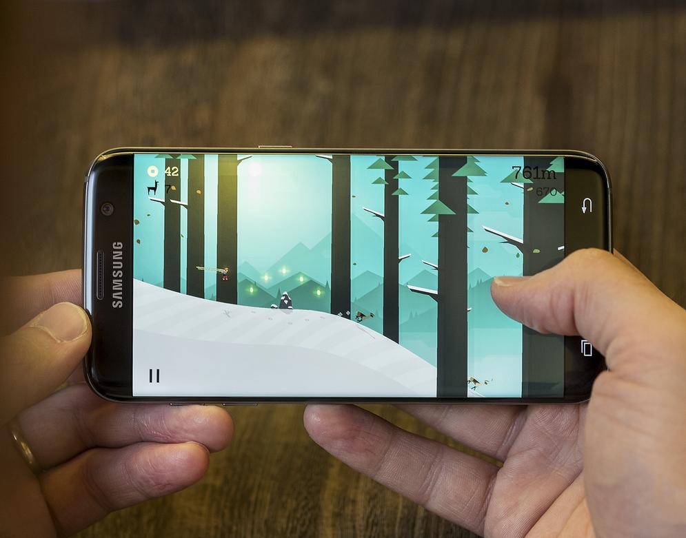 Линейка Samsung Galaxy S7-игровые возможности