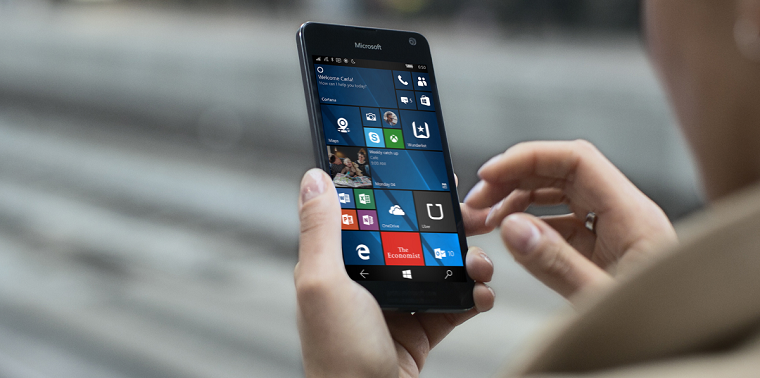 Lumia 650 Display 2