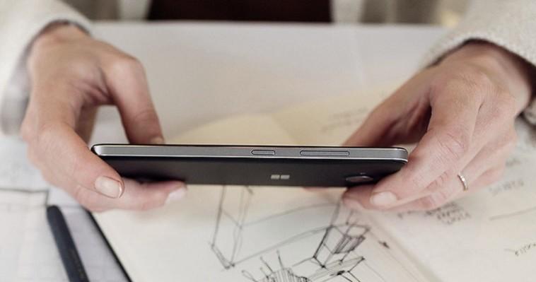Lumia 650 главная