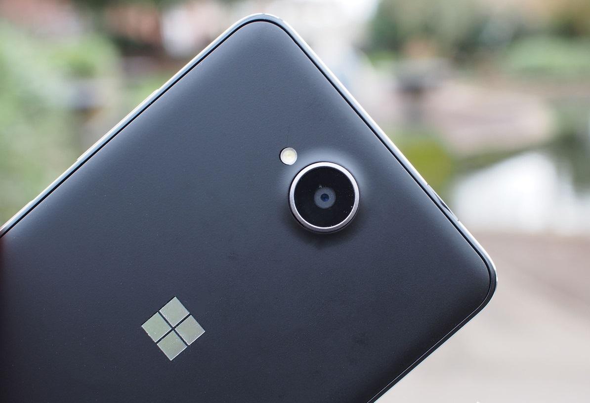 Обзор Microsoft Lumia 650 - камера