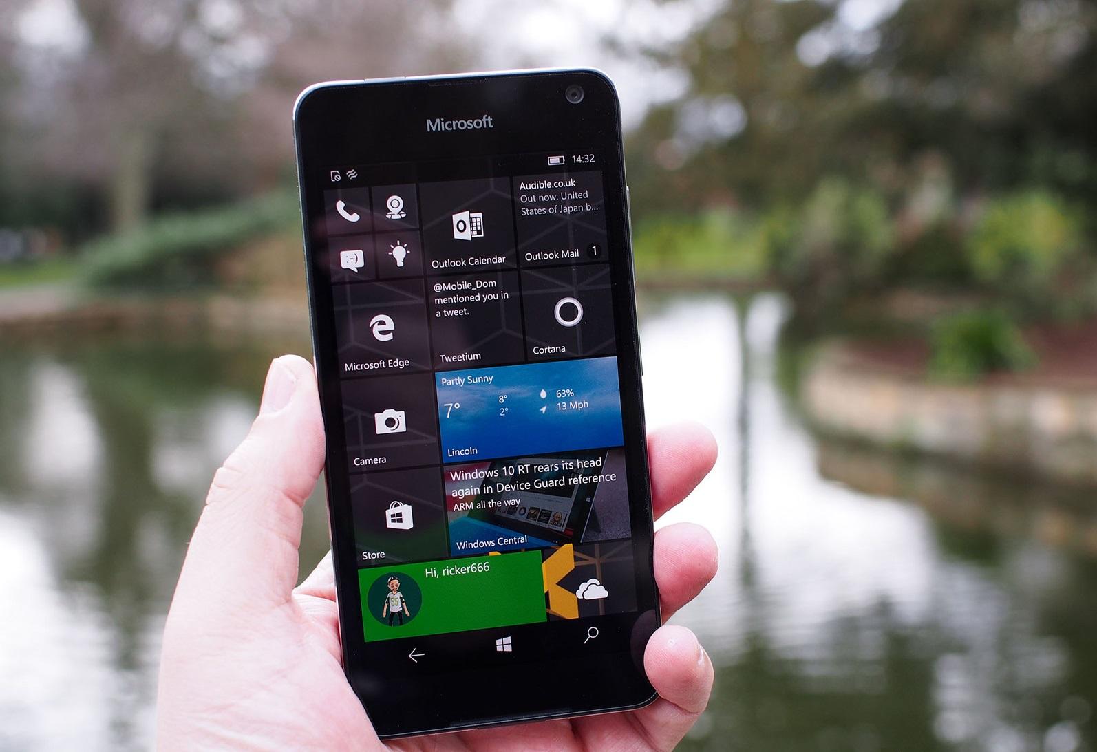 Обзор Microsoft Lumia 650 - основные особенности (1)