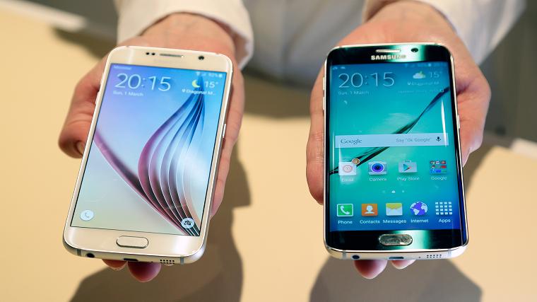 S6 и Galaxy S6 Edge