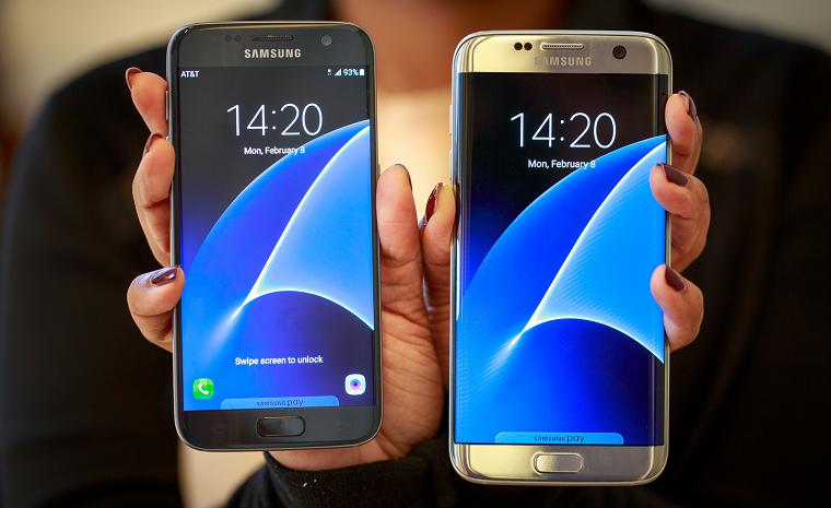 S7 и Galaxy S7 Edge