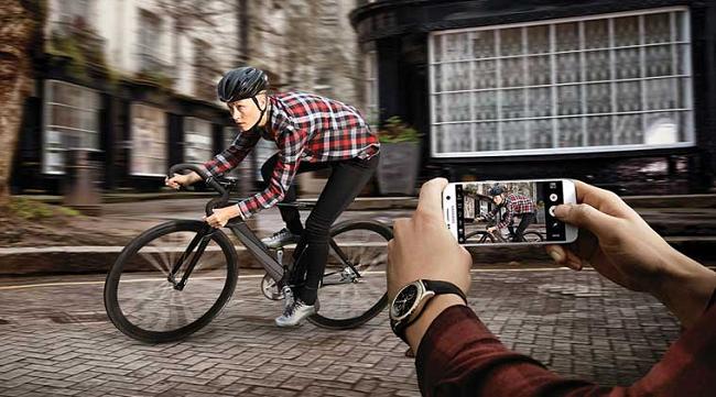 Samsung Galaxy S7 Edge Dual Pixel