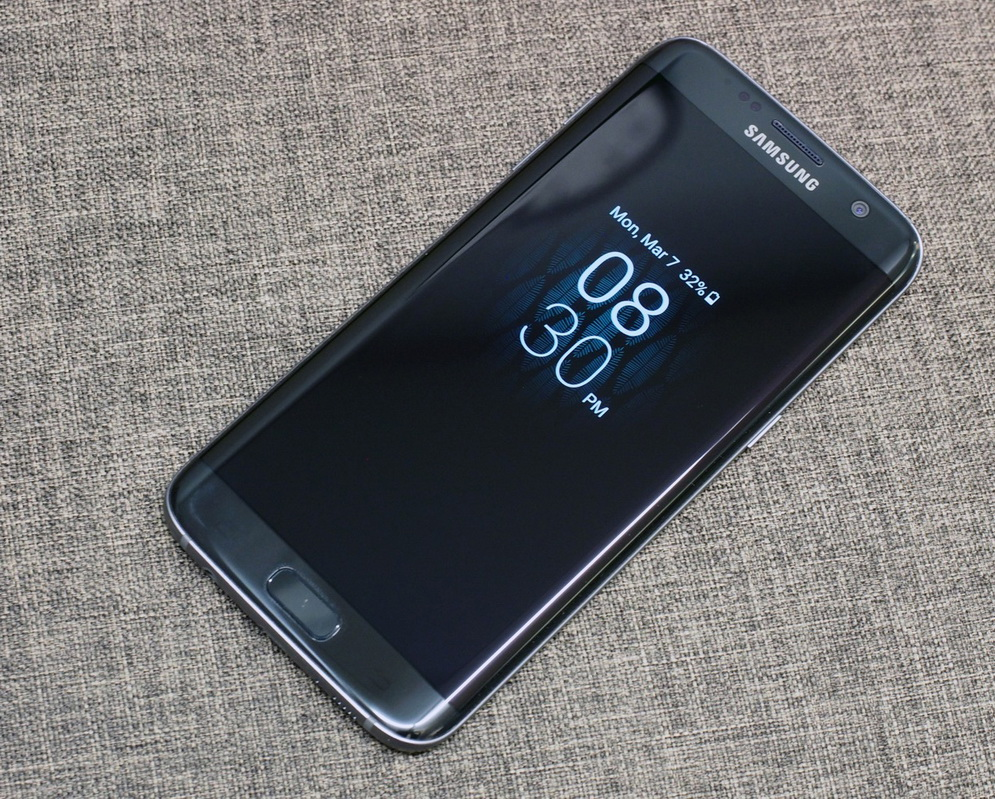 Samsung Galaxy S7 Edge-экран фото 4