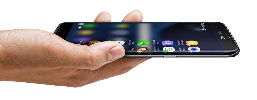 Samsung Galaxy S7 Edge-функционал изогнутого экрана