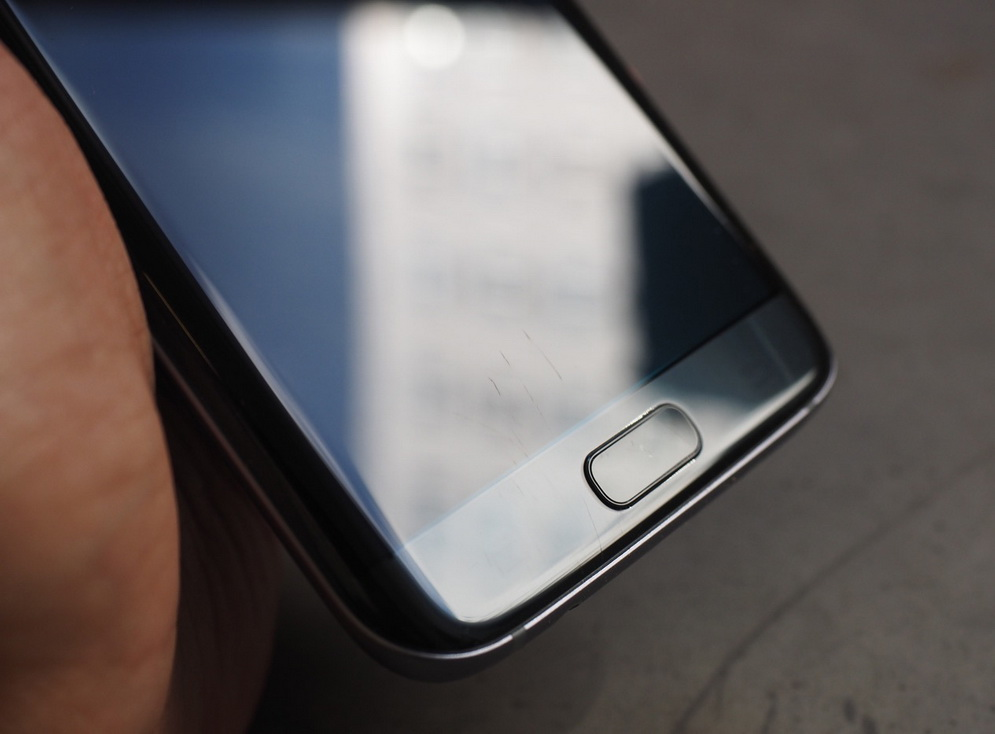 Samsung Galaxy S7 Edge-кнопка Home