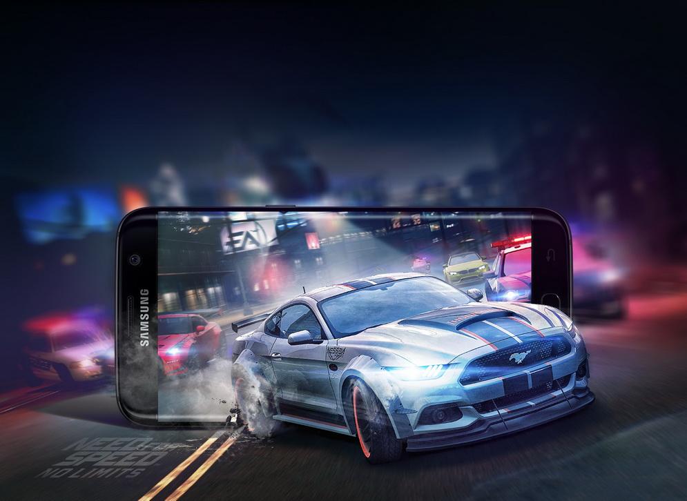 Samsung Galaxy S7 Edge-невероятные возможности для геймеров