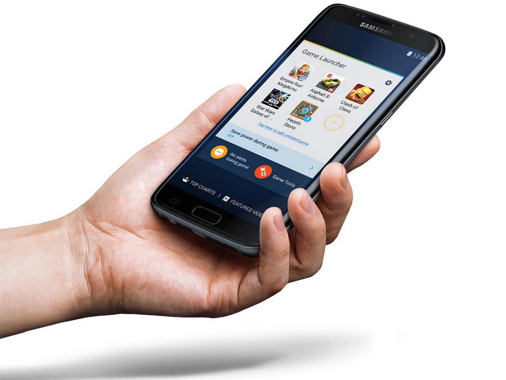 Samsung Galaxy S7-единый центр управления играми