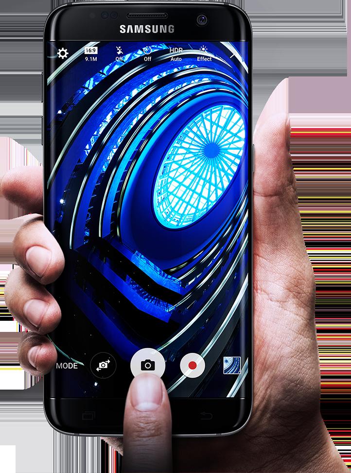Samsung Galaxy S7-съемка фото и видео