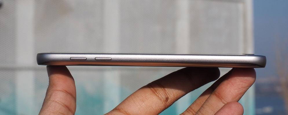 Samsung Galaxy S7-тонкий корпус