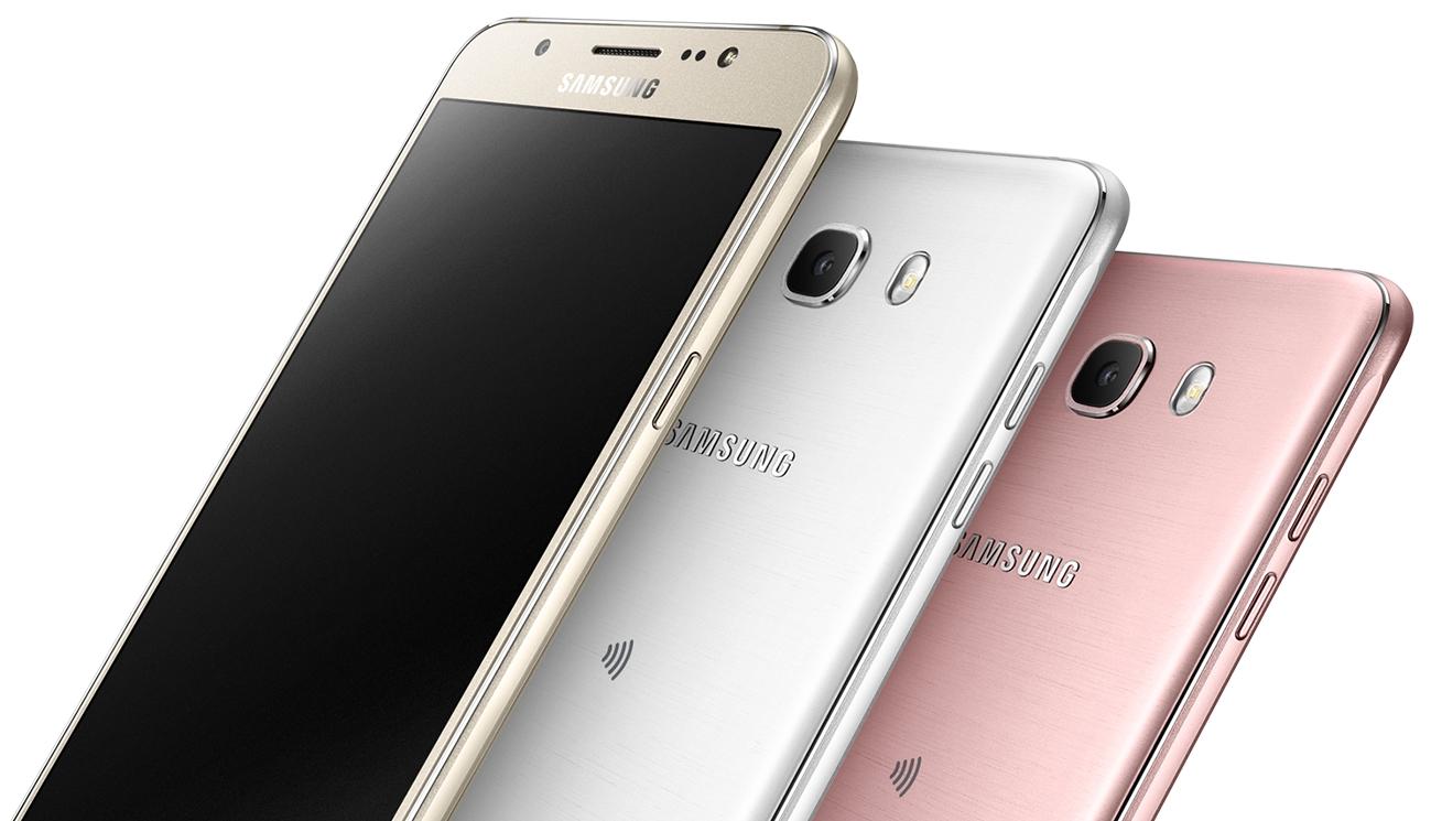 Samsung анонсировала смартфоны Galaxy J7 (2016) и Galaxy J5 (2016) - главное фото