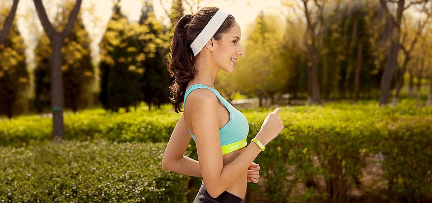 Фитнес-браслет-утренняя пробежка