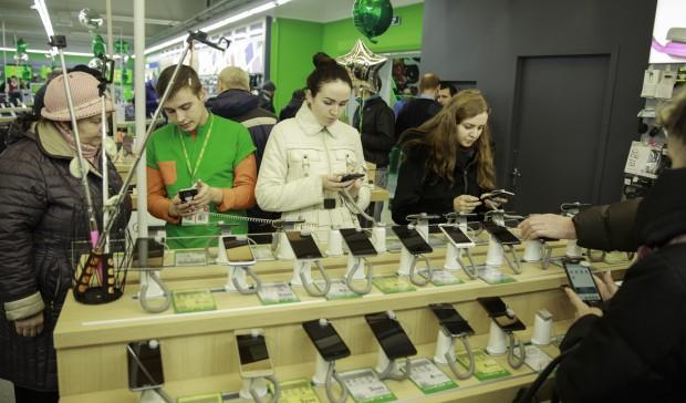 Новый мультиканальный формат магазинов COMFY