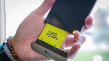 LG G5 старт продаж главная