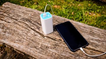 Мобильная батарея Powerbank