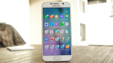 Samsung Galaxy S6 touchwiz android 6