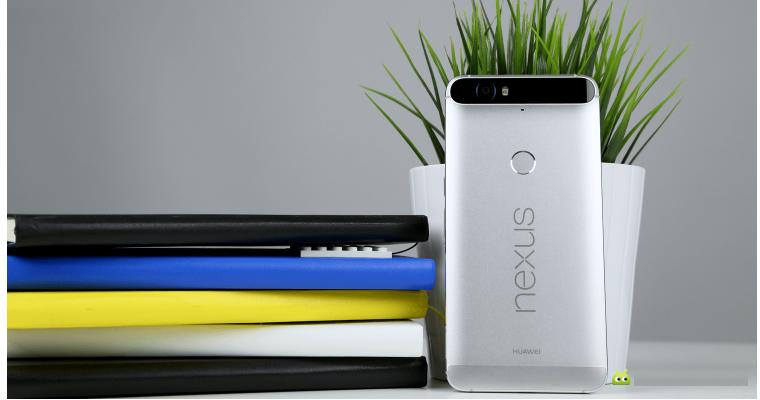 Смартфоны Google Nexus 5X и 6P