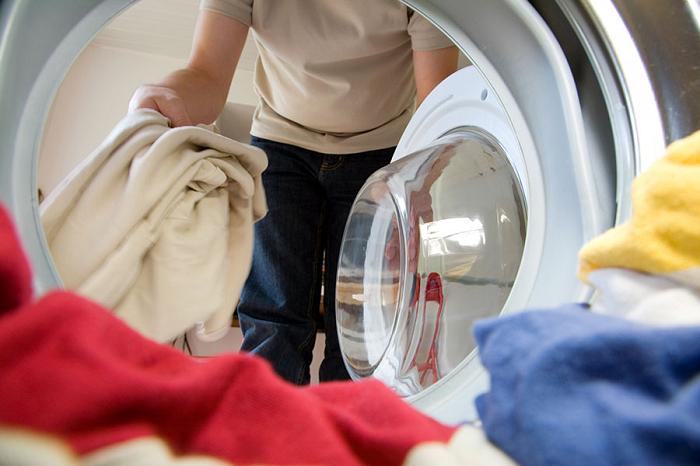 вместительность стиральной машины