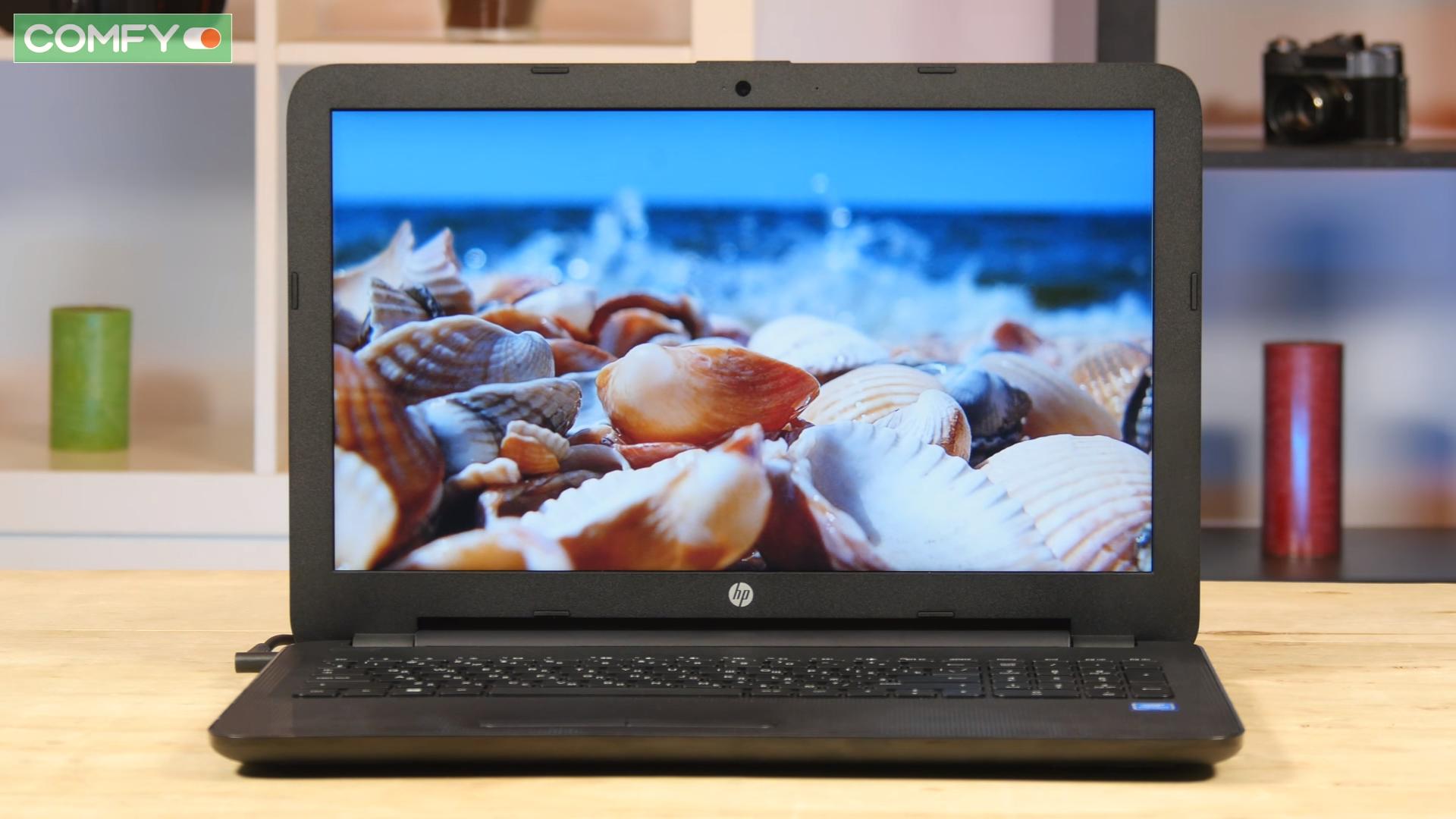 Дизайн HP 15-ac652ur