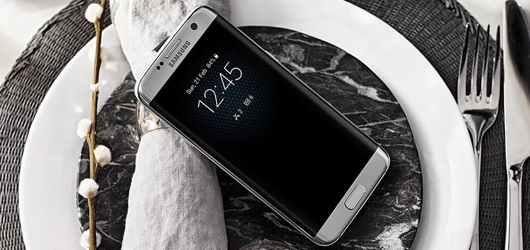 Galaxy S7 фото