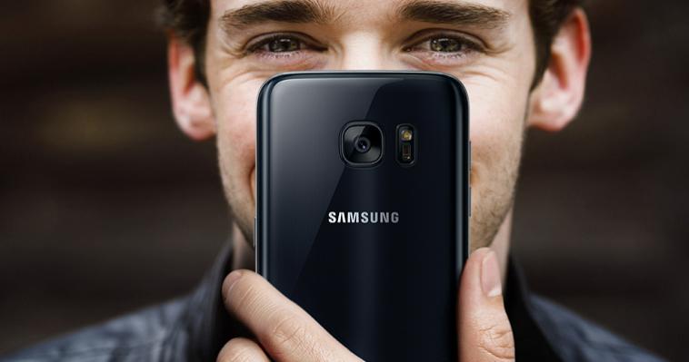 Galaxy S7 главная