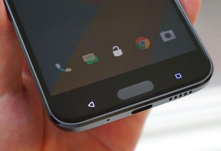 HTC 10 кнопки