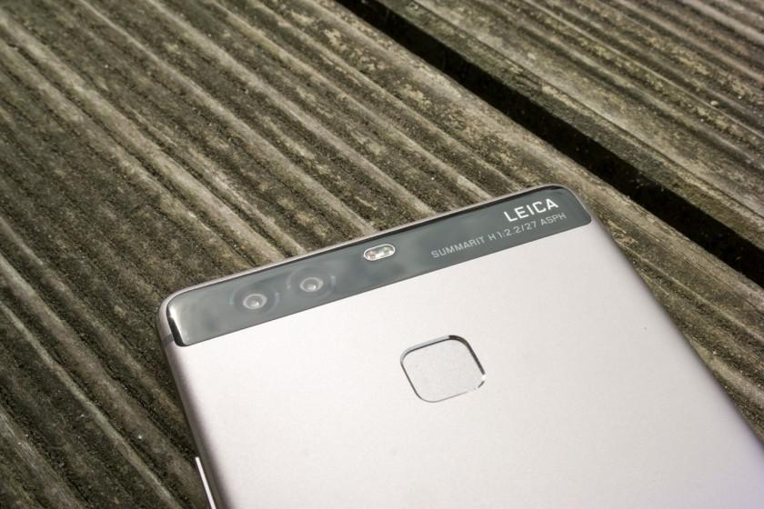 Huawei P9-датчик отпечатка пальца