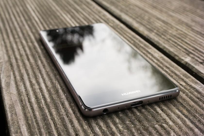 Huawei P9-экран фото 1