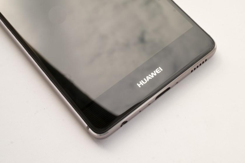 Huawei P9-фронтальная панель логотип