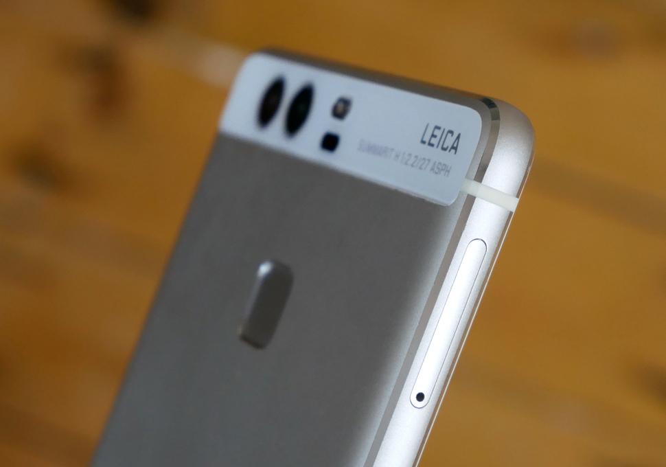 Huawei P9-камера