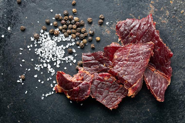 Jerky – сушёное мясо