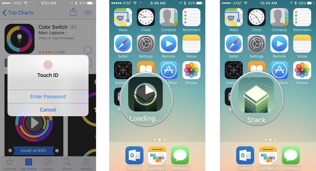 Как устанавливать приложения и игры на iPhone и iPad - Как загружать приложения (2)