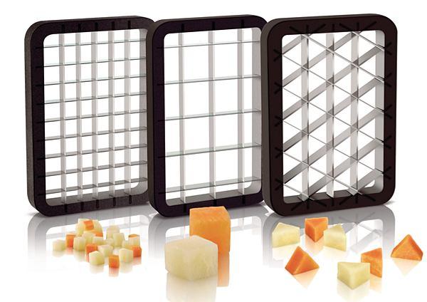 Как выбрать блендер - насадки кубики
