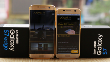 Karalux Galaxy S7 и Galaxy S7 Edge