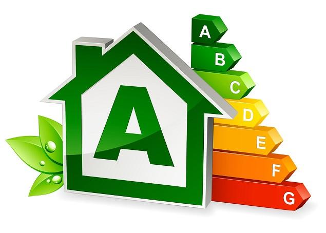 Классы энергоэффективности-от А до G
