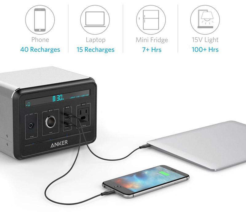 Компания Anker представила внешний аккумулятор емкостью 120 600 мАч (2)