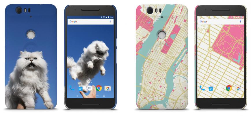 Компания Google запустила новый сервис My Live Case - главное фото
