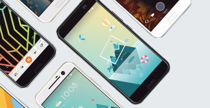 Компания HTC официально представила HTC 10 - главное фото