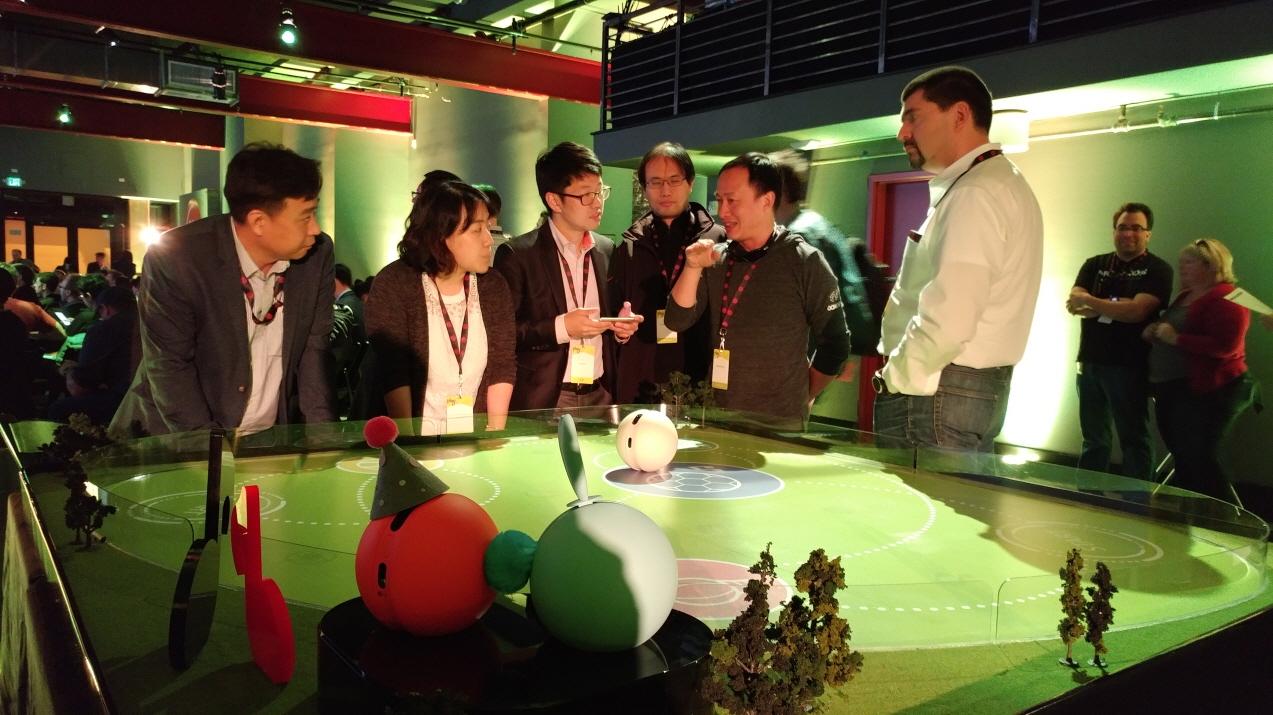 LG G5 & Friends DevCon 03