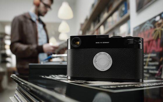 Leica M-D Typ 262 задняя панель