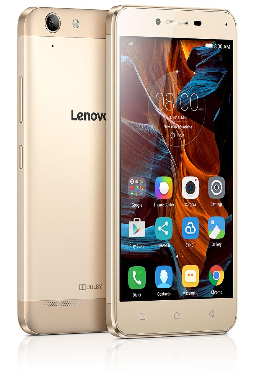 Lenovo K5+ Gold