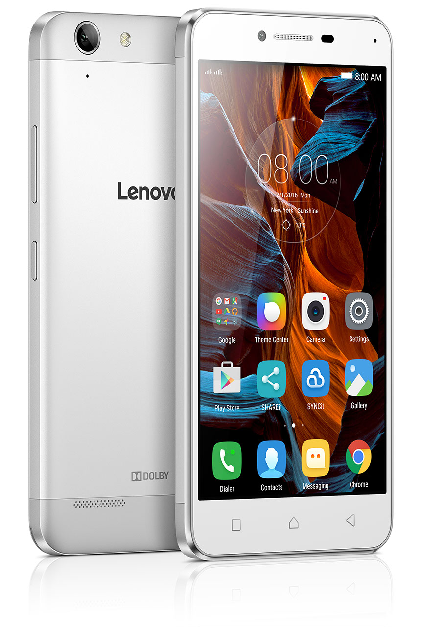 Lenovo K5+ Silver