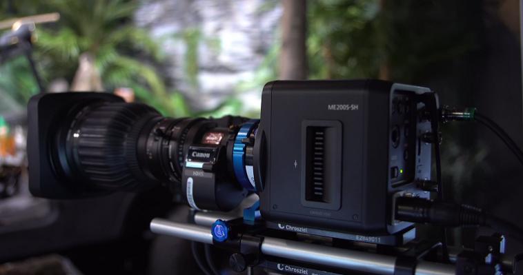 Лучшие технологии Cinema EOS – анонс доступной, компактной и универсальной камеры Canon ME200S-SH