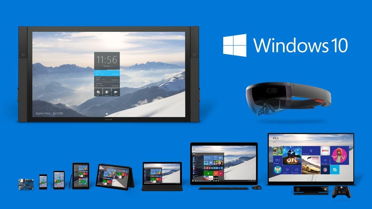 Microsoft выпустила обновление 10586.218 для ПК и смартфонов на Windows 10
