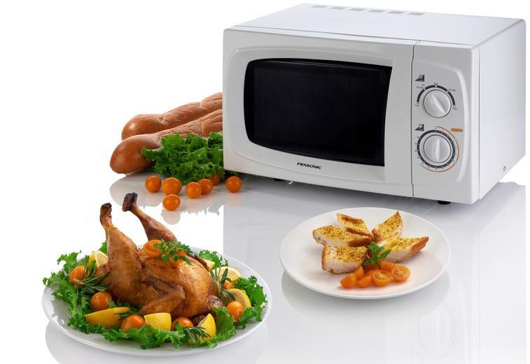 Микроволновая печь 4