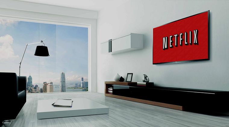 Netflix рекомендует LG